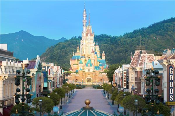 香港迪士尼乐园重开