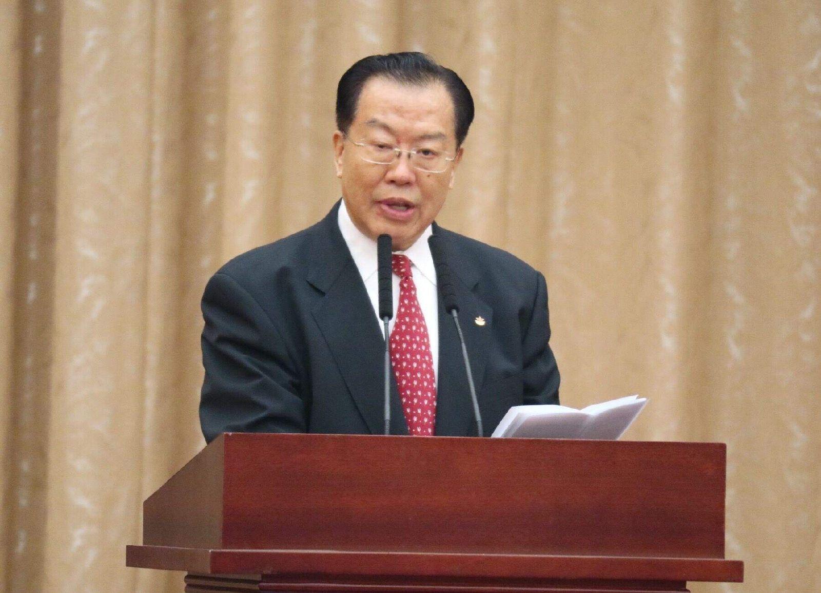 中远海运集团总经理万敏调任中国旅游集团公司董事长
